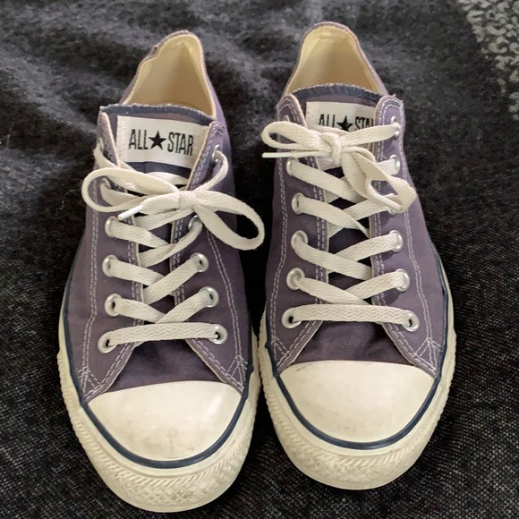 Converse Fadded Blue  Chuck Taylors Sneakers